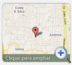Mapa Angelico's Amanco